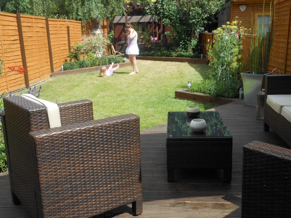 Family Garden, North London Garden - After